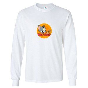 Men's Tom and Jerry Long Sleeve